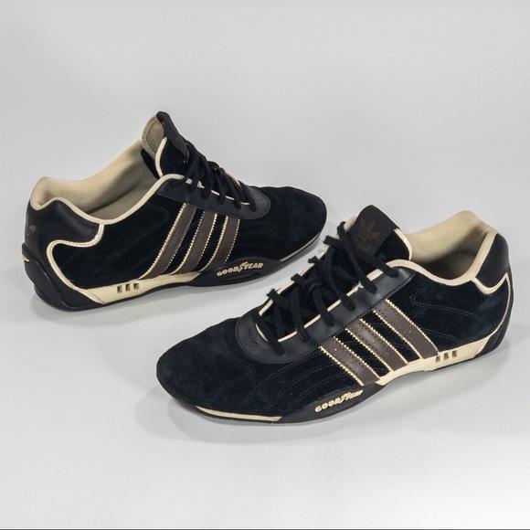Maniobra vela Contra la voluntad  adidas Shoes | Adidas Tuscany Adiracer Goodyear Driving Shoes | Poshmark